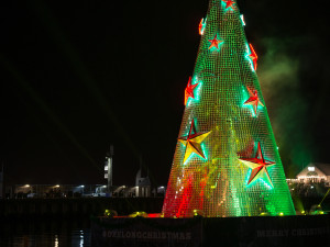 Geelong Lights up for Christmas