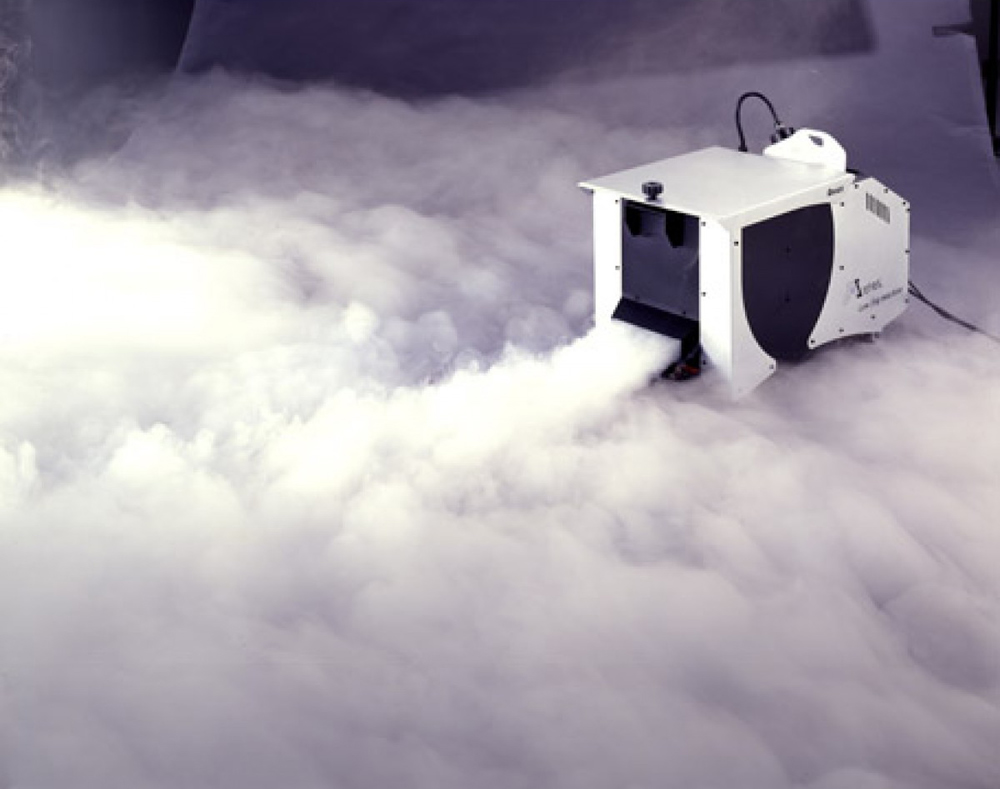 fog smoke machine