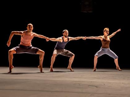 Last Work by Batsheva Dance Company