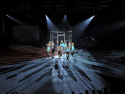 MIMCO Fashion show