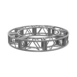 Curved Box Truss 2m eighths