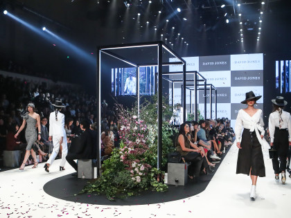Melbourne Fashion Week 2018
