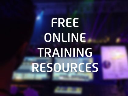 Free Training Resources to Keep Yourself Fresh