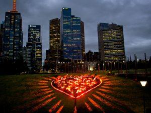 Resolution X Kickstart Melbourne's Heart