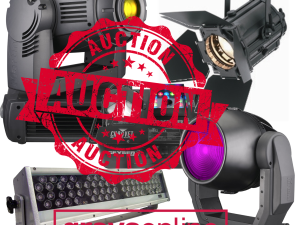 Online Lighting Auction