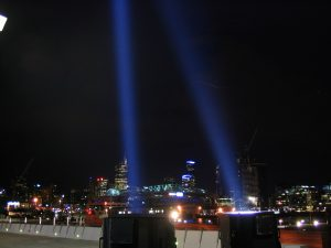 Searchlight Hire Melbourne and Sydney