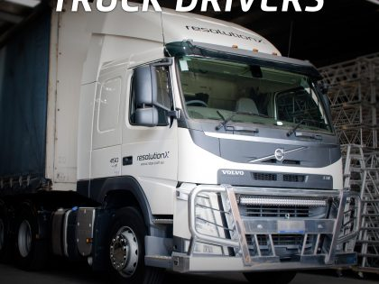 Truck Drivers (VIC / NSW)