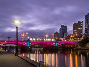 White Night 2015 fast approaching