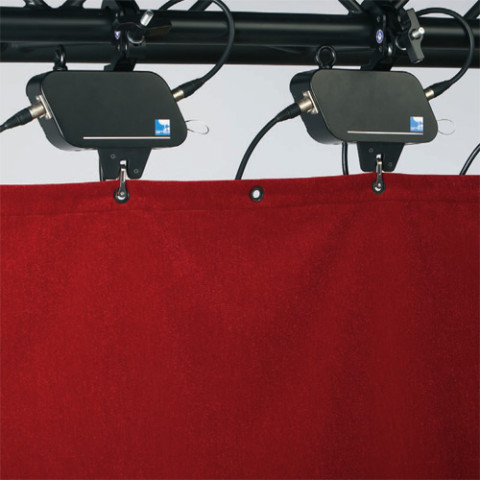 Resolution X - Lighting & RIgging Hire - Gerriets Kabuki G2 Curtain Drop System