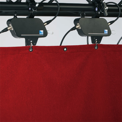 Resolution X - Lighting & RIgging Hire - Gerriets Kabuki G2 Curtain Drop System