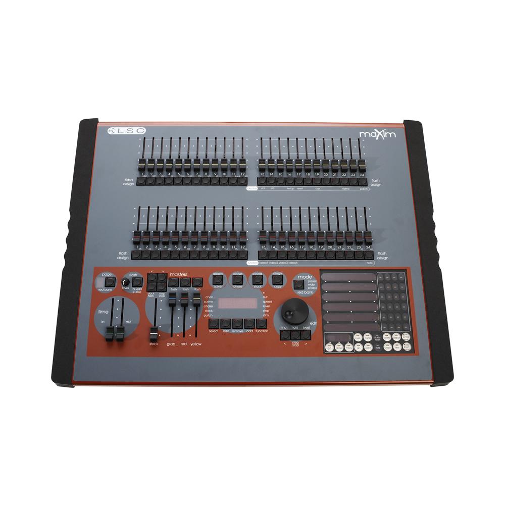 LSC maXim MP (24-48 w PaTPad) - Resolution X