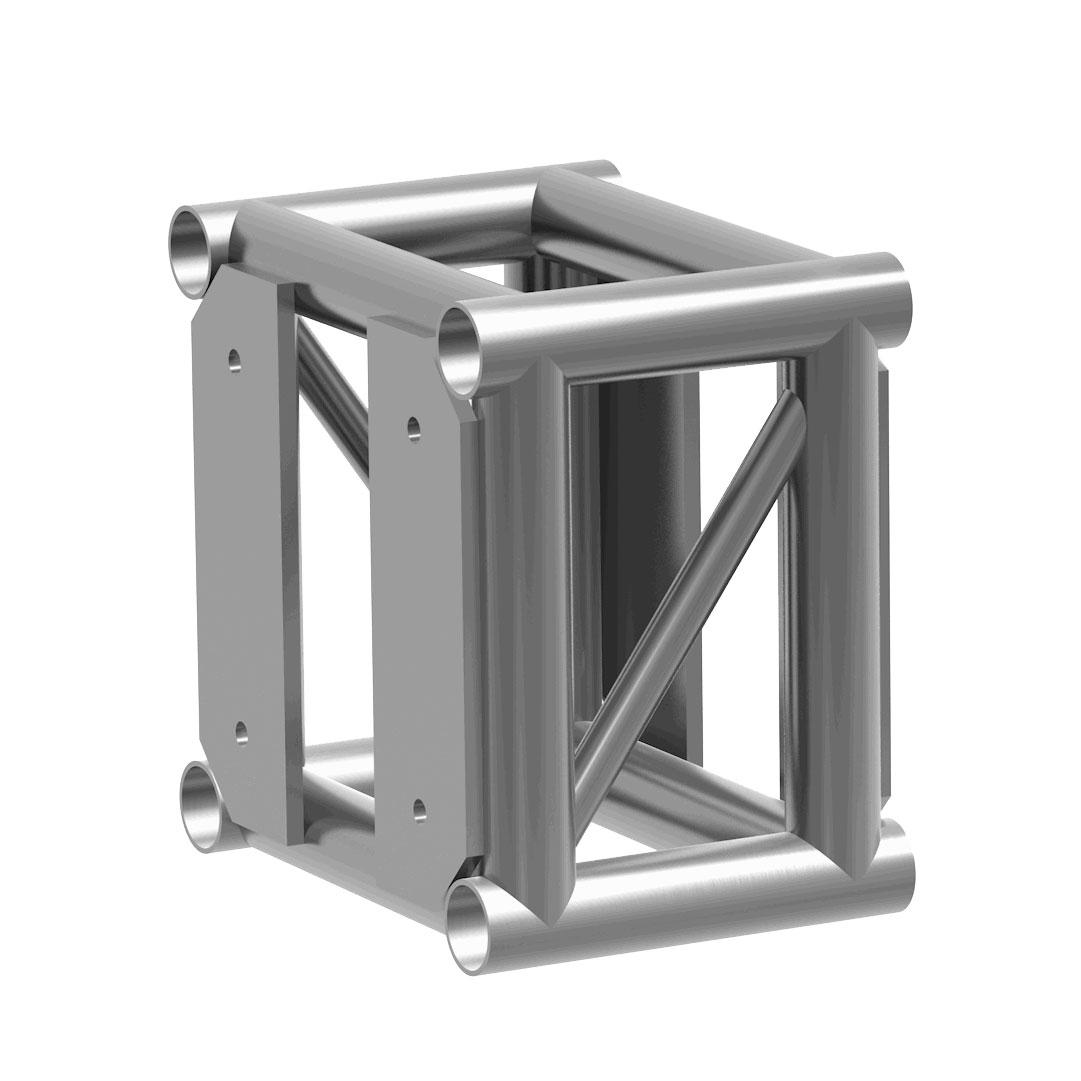 0 25m Alloy Box Truss T2 300mm C-C - Resolution X