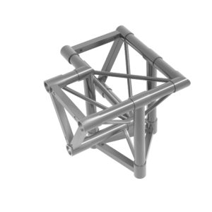 Tri Truss Alloy Horizontal Corner 3-way