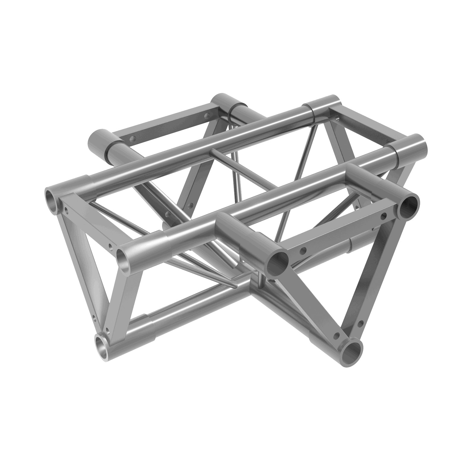 Tri Truss Alloy 4-way Horizontal