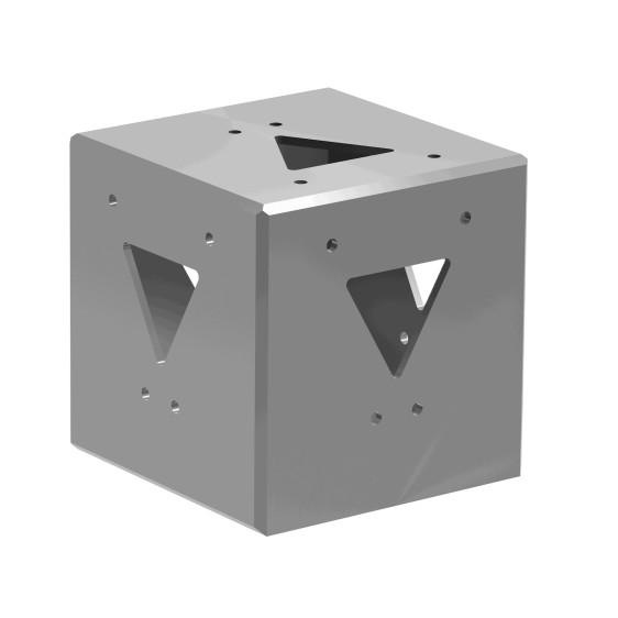 Tri Truss Alloy Cube