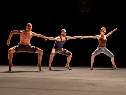 Last Work by Batsheva Dance Company