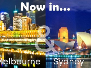 Resolution X and Lightmoves move to Sydney